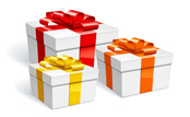 Geschenke -  Beboy - Fotolia