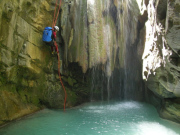 Canyoning - Quelle: fotolia