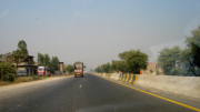 Grand Trunk Road near Kharian - Foto: flickr-User: WestendRaider - CC BY 2.0