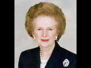 Margaret Thatcher - Foto: Chris Collins of the Margaret Thatcher Foundation - GFDL / Zum Vergrößern auf das Bild klicken