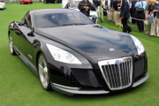 Maybach Exelero - Foto: Simon Davison - CC BY 2.0