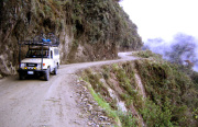 North Yungas Road - Foto: Phil Whitehouse - CC BY 2.0