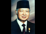 Suharto - Quelle: indonesia.nl - Public Domain