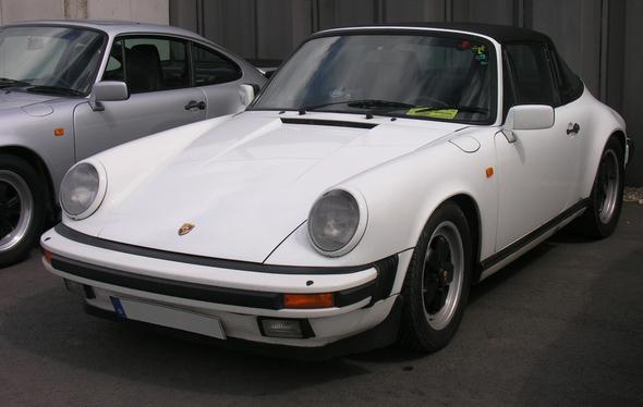 Porsche G-Modell (Public Domain) / Zum Vergrößern auf das Bild klicken