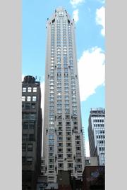 Four Seasons Hotel New York / Zum Vergrößern auf das Bild klicken