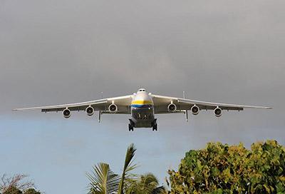 AN-225 - Foto: FEMA Photo Library (Casey Deshong) - Public Domain - commons.wikimedia.org