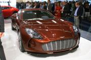 Aston Martin One-77 - Foto: Matti Blume - GFDL / Zum Vergrößern auf das Bild klicken