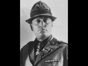 Benito Mussolini - Urheber: George Grantham Bain - Public Domain