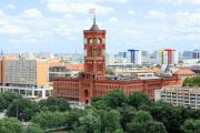 Rotes Rathaus Berlin - Foto: WP-User: Olbertz - GFDL / Zum Vergrößern auf das Bild klicken