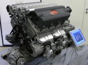 Bugatti Motor - Foto: Florian Lindner - GNU-FDL - commons.wikimedia.org / Zum Vergrößern auf das Bild klicken
