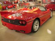 Ferrari-F50 - Foto: Liran Biderman - Public Domain / Zum Vergrößern auf das Bild klicken