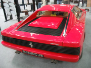 Ferrari Testarossa - Foto: WP-User: Arnaud 25 - Public Domain / Zum Vergrößern auf das Bild klicken