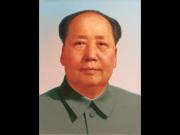 Mao Zedong - Portrait von Zhang Zhenshi (1914–1992)