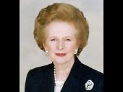 Margaret Thatcher - Foto: Chris Collins of the Margaret Thatcher Foundation - GFDL / Zum Vergrößern auf das Bild klicken