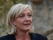 Marine Le Pen - Urheber: Front National - Public Domain / Zum Vergrößern auf das Bild klicken