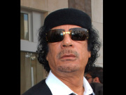 Muammar al-Gaddafi - Foto: James (Jim) Gordon - CC BY 2.0 / Zum Vergrößern auf das Bild klicken